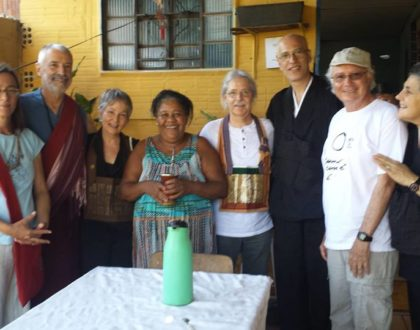 Belonging to the Forest, Belonging to the Slum - A Zen Peacemaker's visit to Brazil