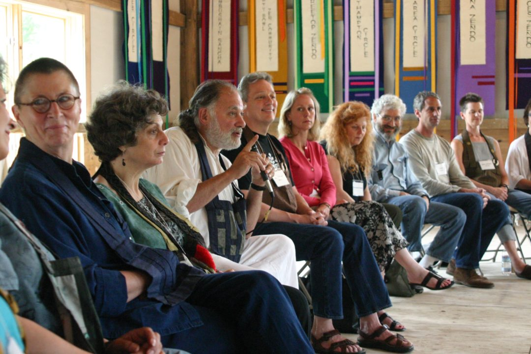 Bernie Glassman Dharma Talk: A House of One People