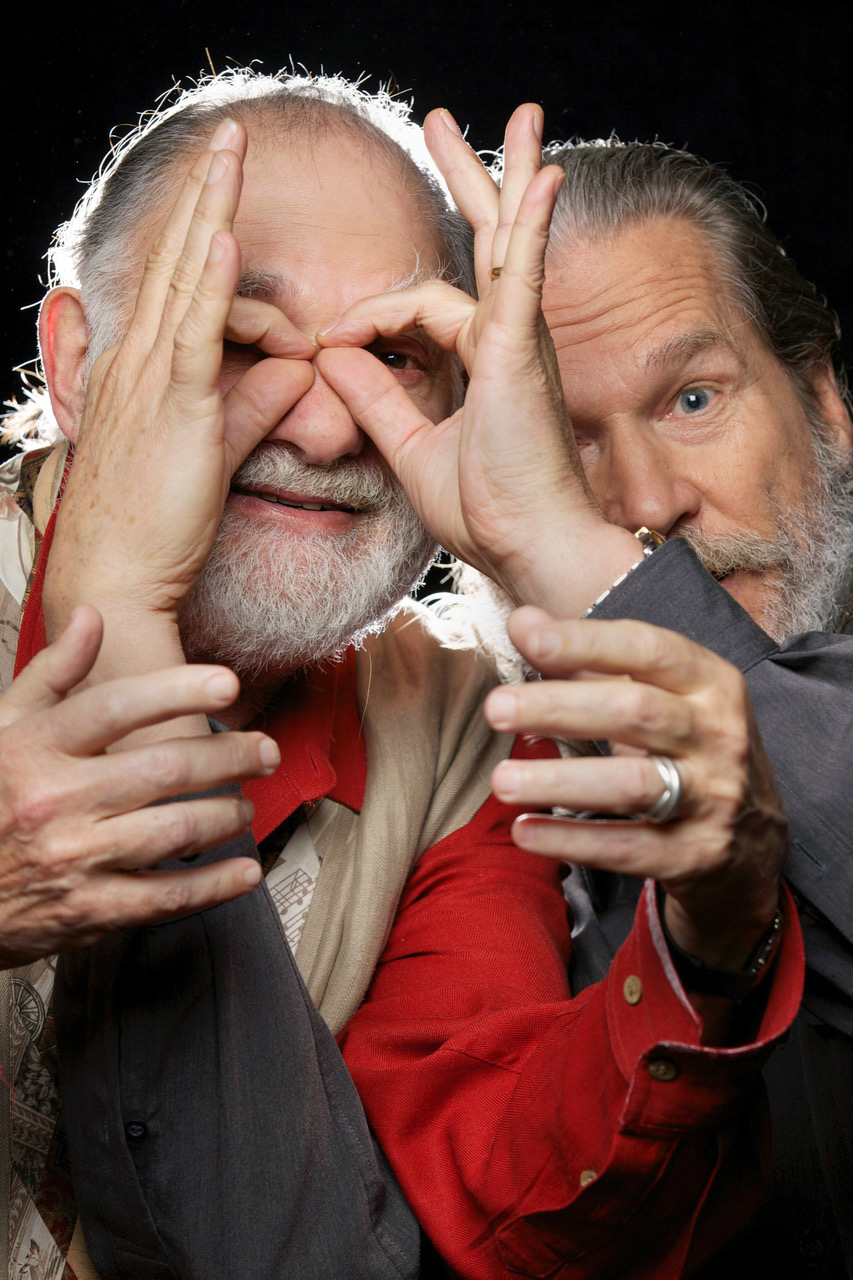 The Dudes Abide: The Friendship of Jeff Bridges and Bernie Glassman