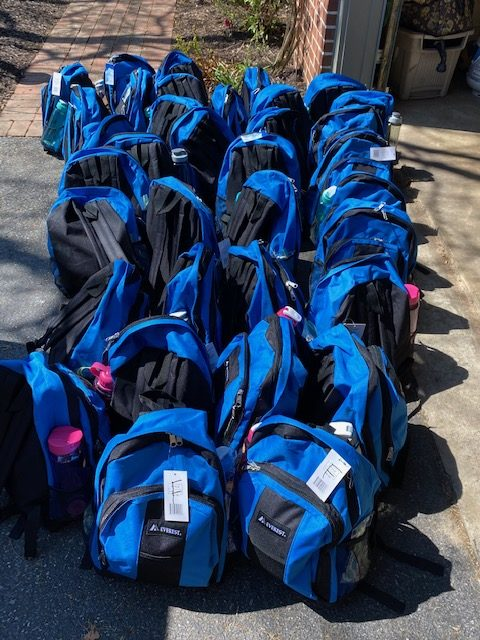 35 Backpacks